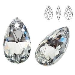 6106 MM 28 Swarovski Pear-shaped Crystal CAL