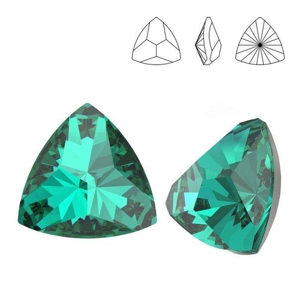 a78b1178cd6 4799 MM 14 Swarovski Triangle EMERALD F | Crystals from Swarovski \ 02  Kamienie fantazyjne \ 4799 Kaleidoscope Triangle FS | Tytuł sklepu zmienisz  w dziale ...