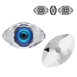 4775 MM 18 Swarovski Eye FS DIGITAL PRINT BLUE