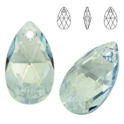 6106 MM 22 Swarovski Pear-shaped BLUE SHADE BLSH